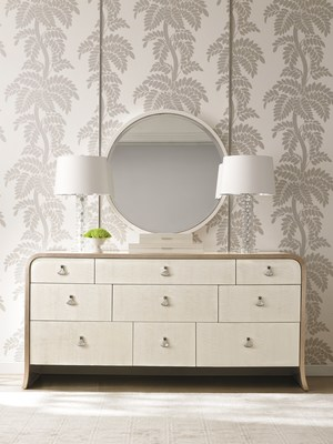 Thumbnail of Caracole - The Post Is Clear King Bedroom Set