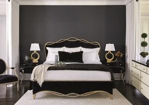 Thumbnail of Caracole - The Ribbon King Bedroom Set
