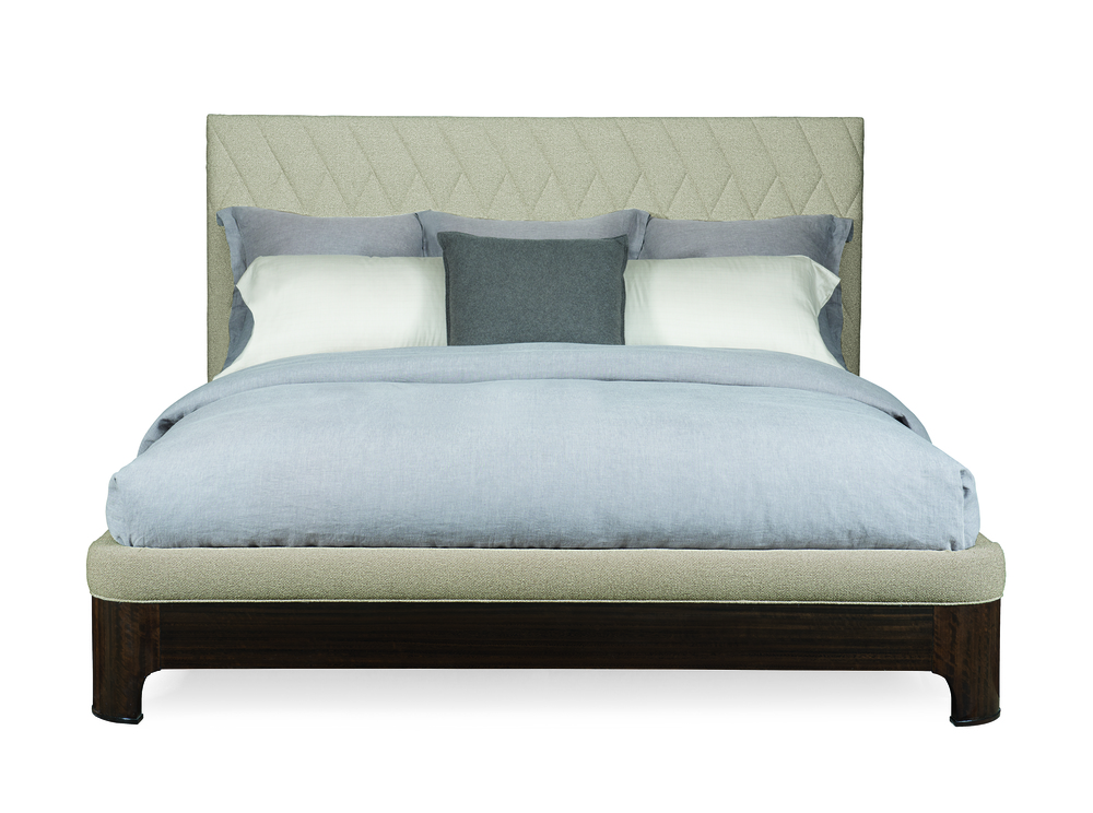 Caracole - Moderne King Bed