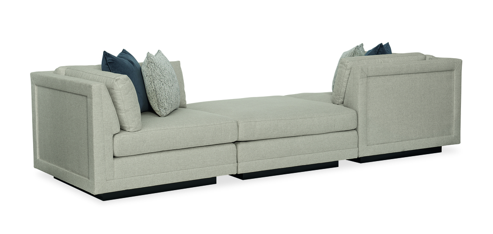 Caracole - Fusion 3 pc Sectional
