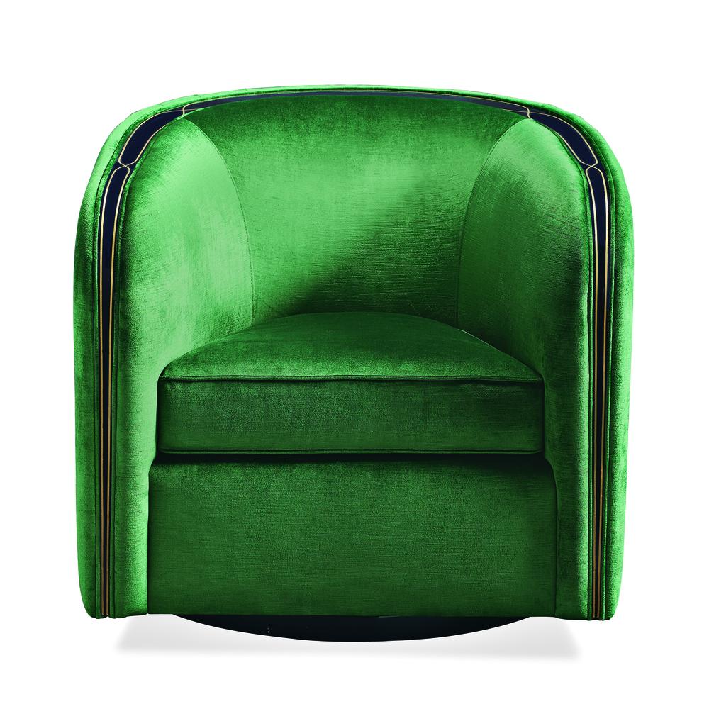 Caracole - La Vie De La Fete Swivel Chair