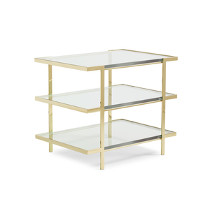 Thumbnail of Caracole - The Top to Bottom End Table