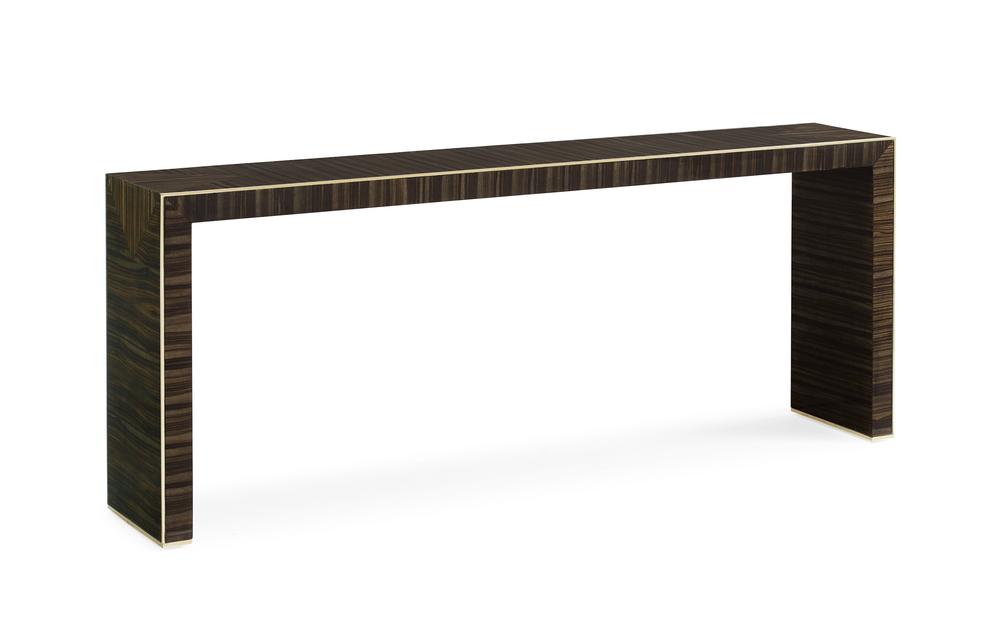 Caracole - The Cosmopolitan Console Table