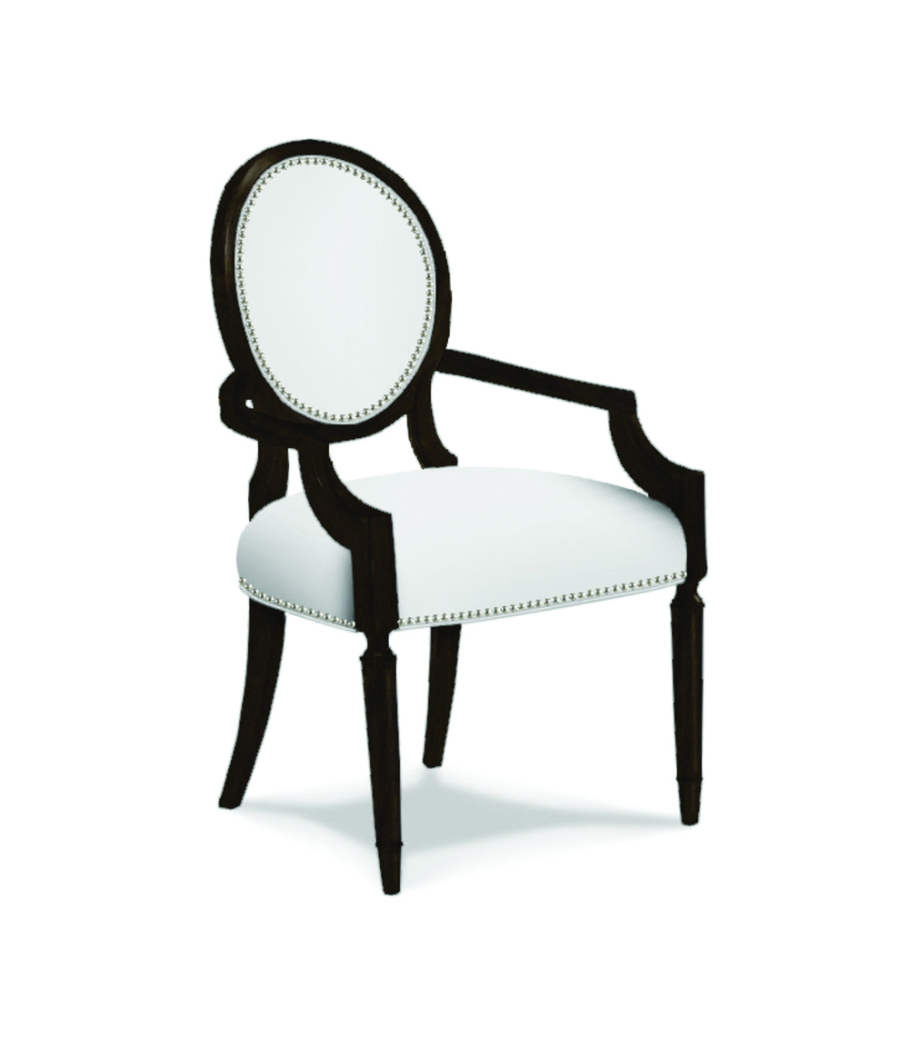 Caracole - Chit Chat Arm Chair