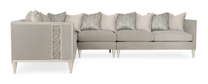 Thumbnail of Caracole - Fret Knot Corner Sectional