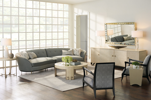Thumbnail of Caracole - Three's Company Sectional
