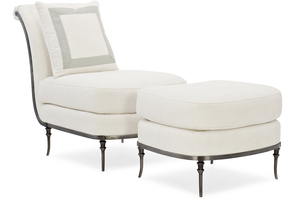 Thumbnail of Caracole - On Point Chair and Ottoman