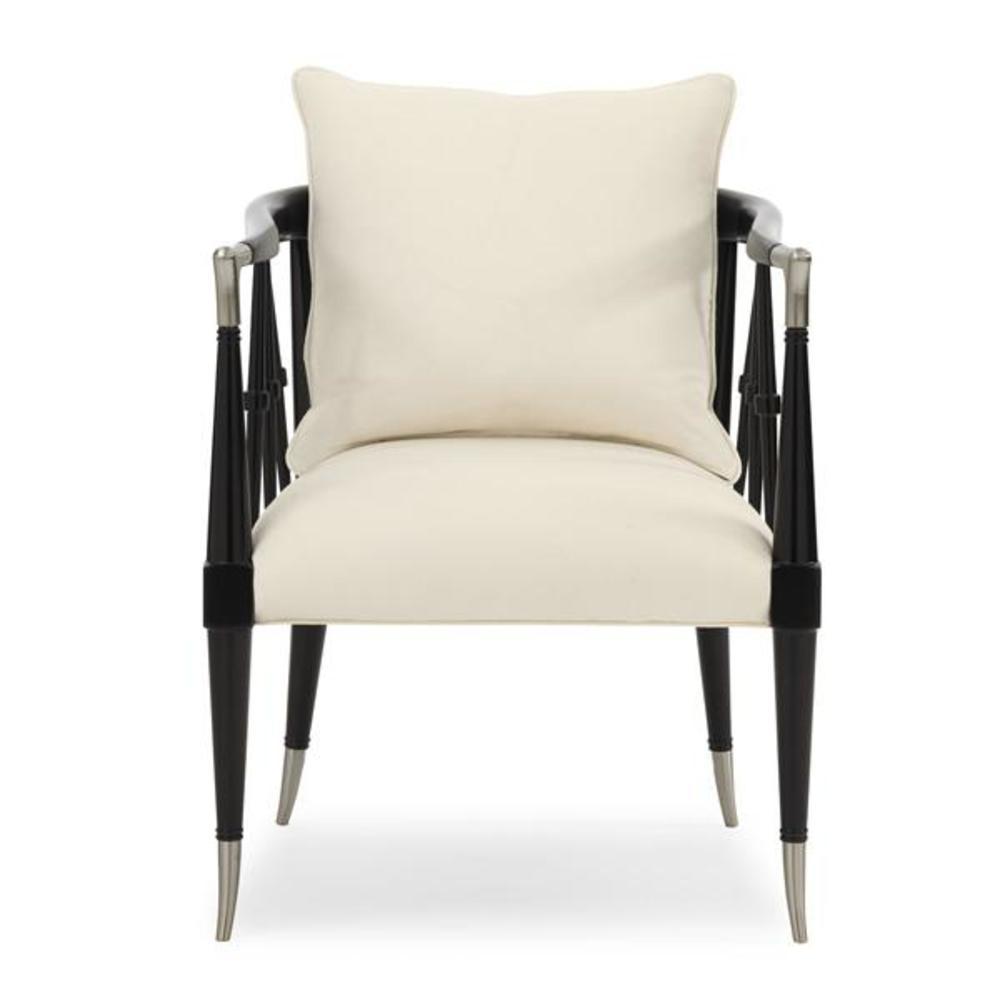 Caracole - Black Beauty Chair
