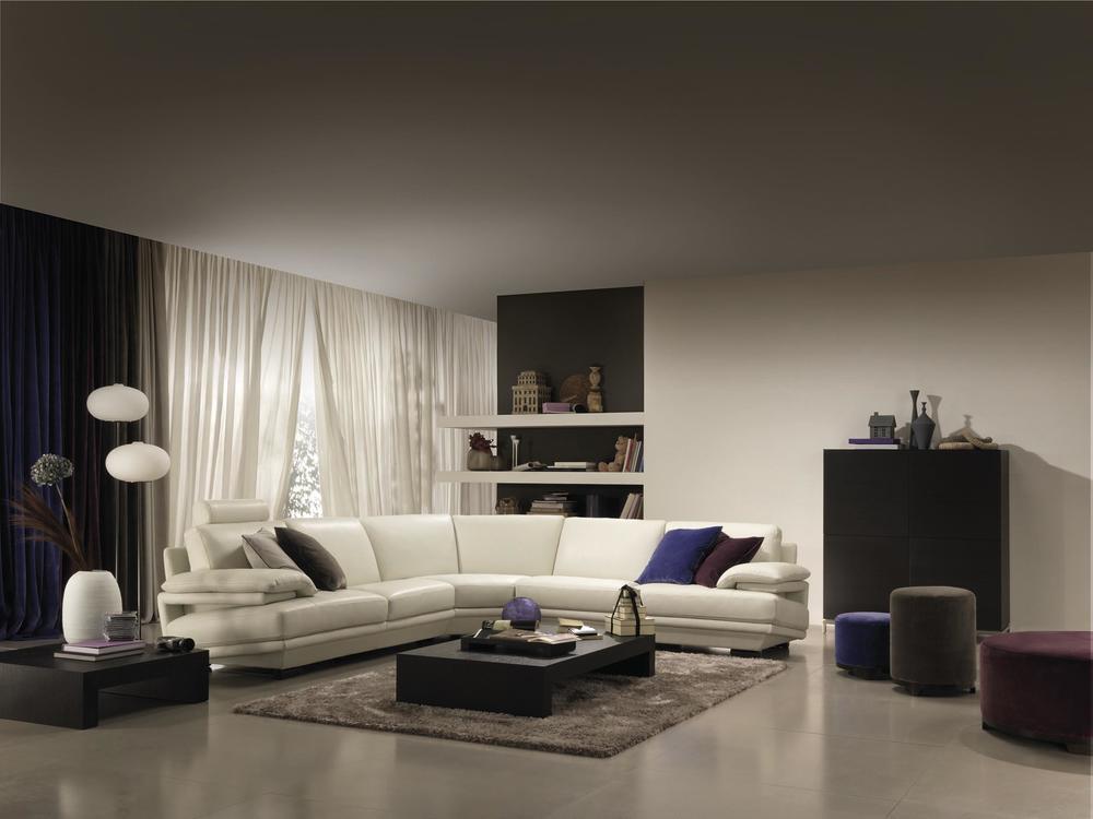Natuzzi Italia - Plaza Sectional