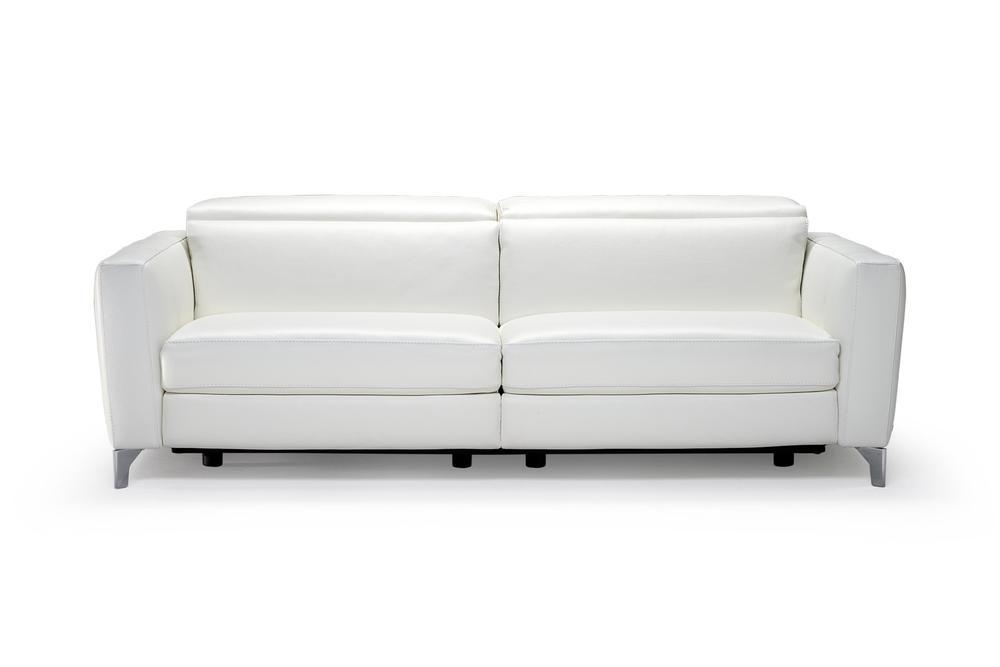 Natuzzi Italia - Volo 2 Cushion Sofa, 2 Electric Motion