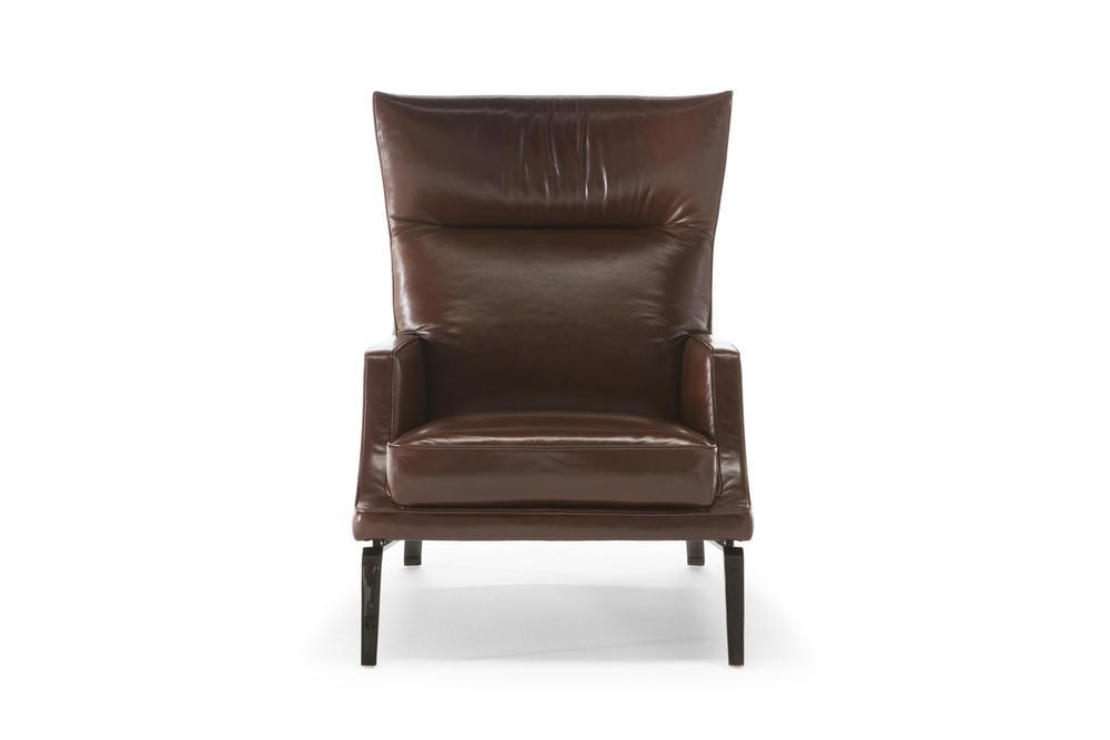 Natuzzi Italia - 3125 High Back Arm Chair