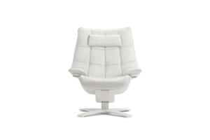 Thumbnail of Natuzzi Italia - Quilted Queen Arm Chair & Headrest