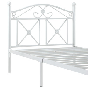 Thumbnail of Modway Furniture - Cottage Twin Bed, White