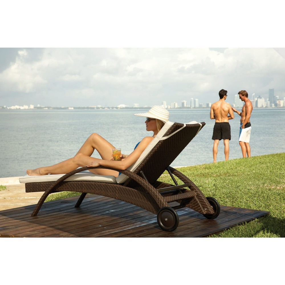Pelican Reef - Stackable Chaise Lounge