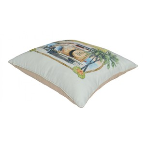 Thumbnail of Pelican Reef - Throw Pillow