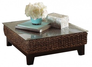 Thumbnail of Pelican Reef - Square Coffee Table