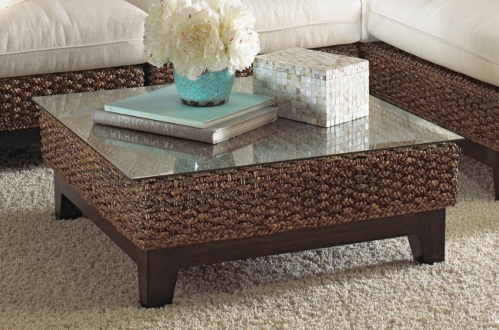 Pelican Reef - Square Coffee Table