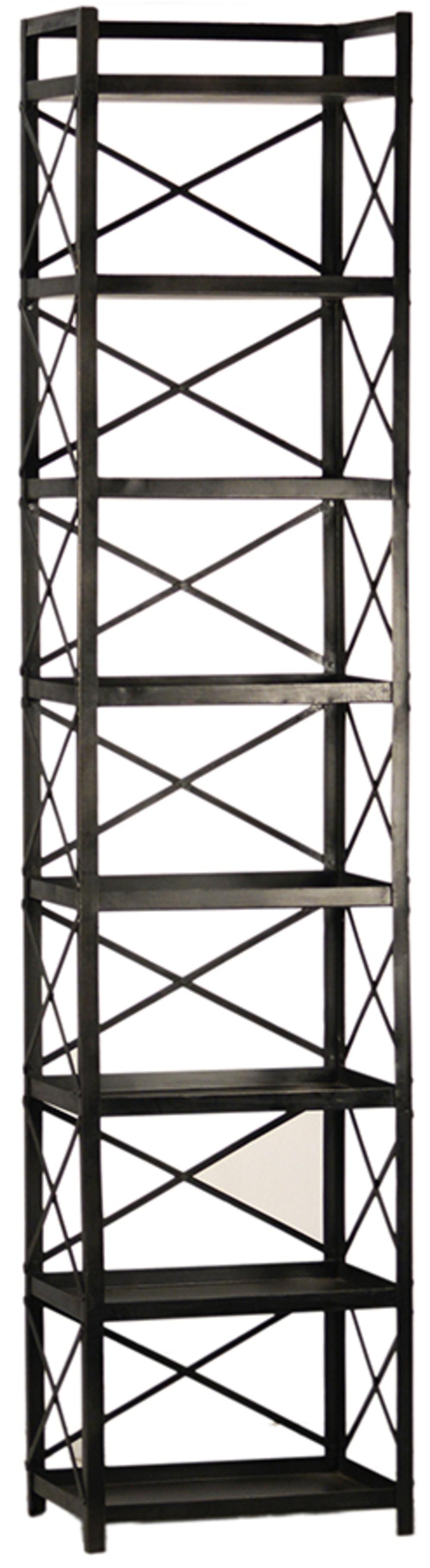 Dovetail Furniture - Oxford Bookcase