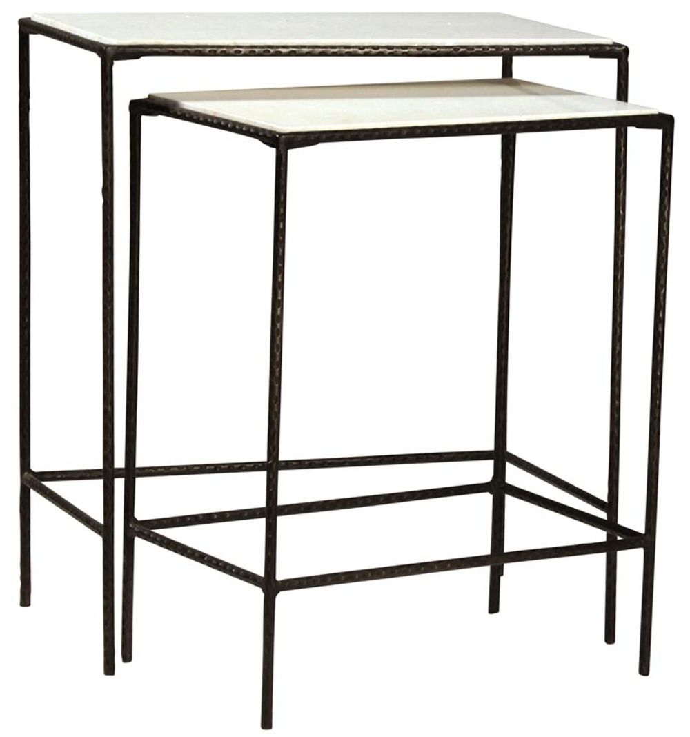 Dovetail Furniture - Miro Nest of Tables, Set/2