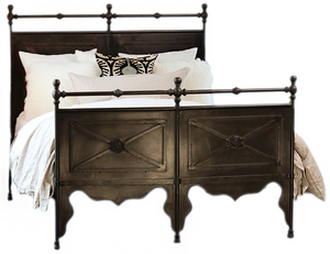 Thumbnail of Dovetail Furniture - Channing Iron Bed
