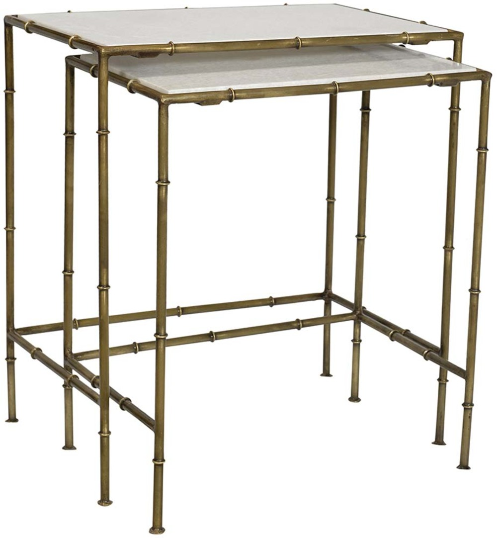 Dovetail Furniture - Calais Nest of Tables, Set/2