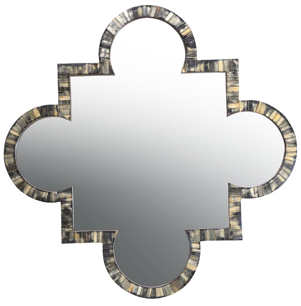 Dovetail Furniture - Horn Mirror