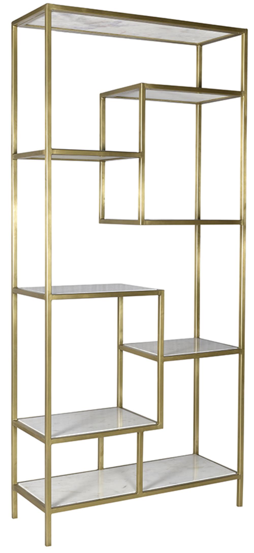 Dovetail Furniture - Swanson Bookshelf