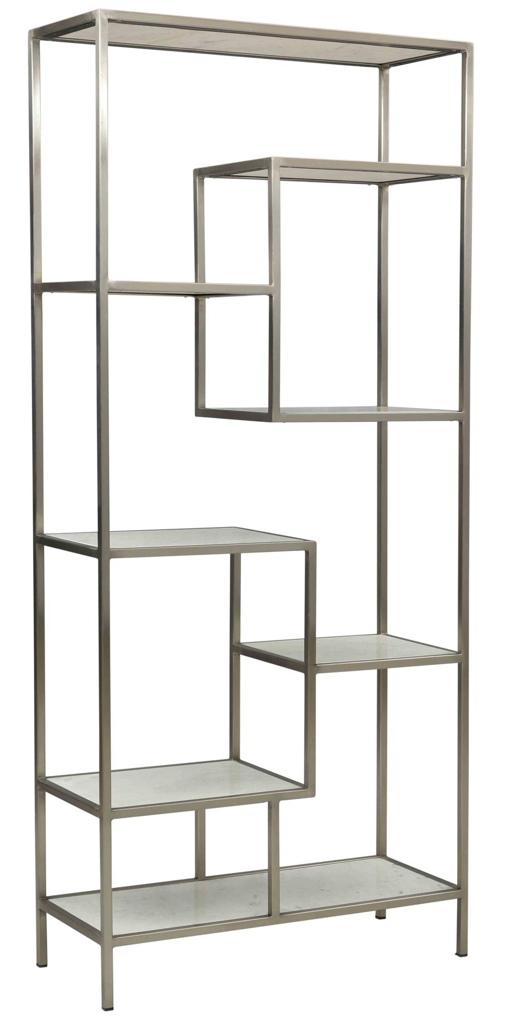 Dovetail Furniture - Monroe Bookcase