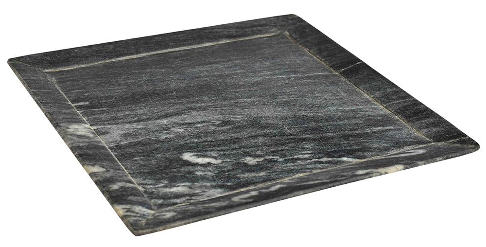 Dovetail Furniture - Stone Square Plate