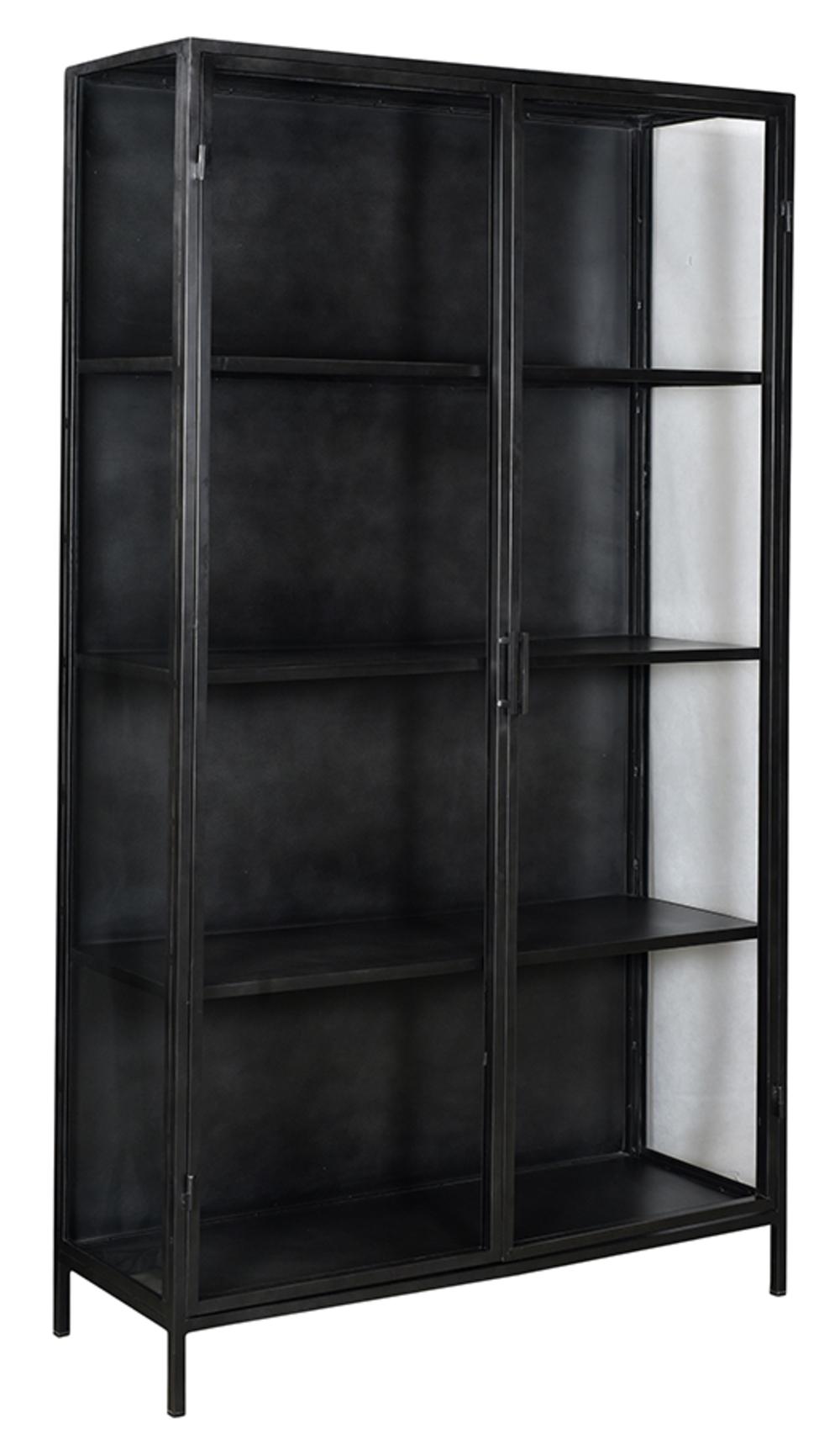 Dovetail Furniture - Balmer Two Door Cabinet