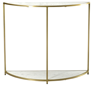 Thumbnail of Dovetail Furniture - Cormac Console, Brass