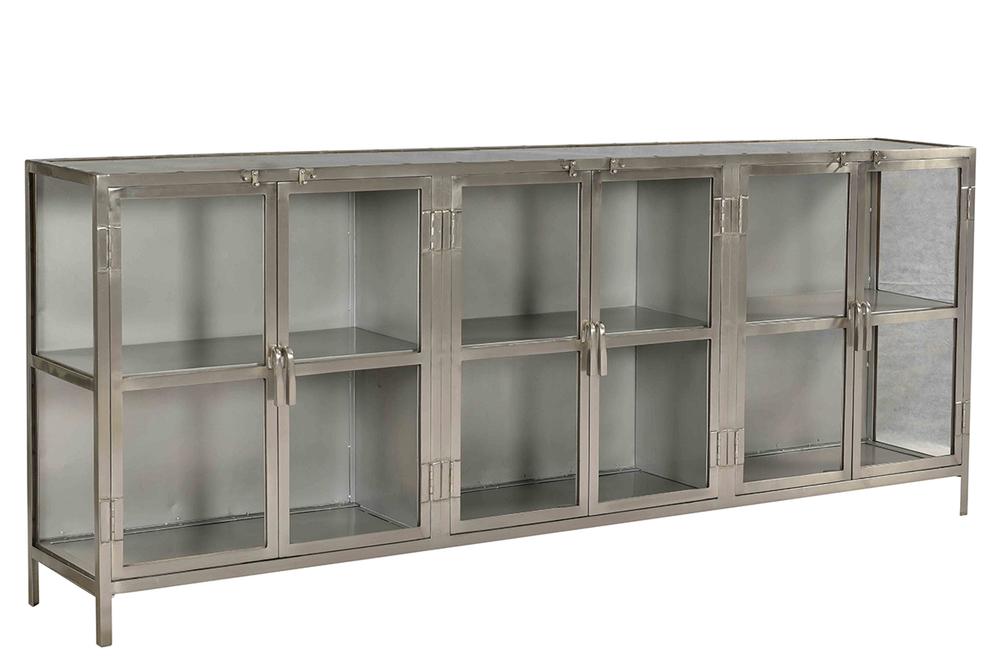 Dovetail Furniture - Larsa Six Door Sideboard