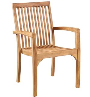 Thumbnail of Dovetail Furniture - Teak Arm Chair