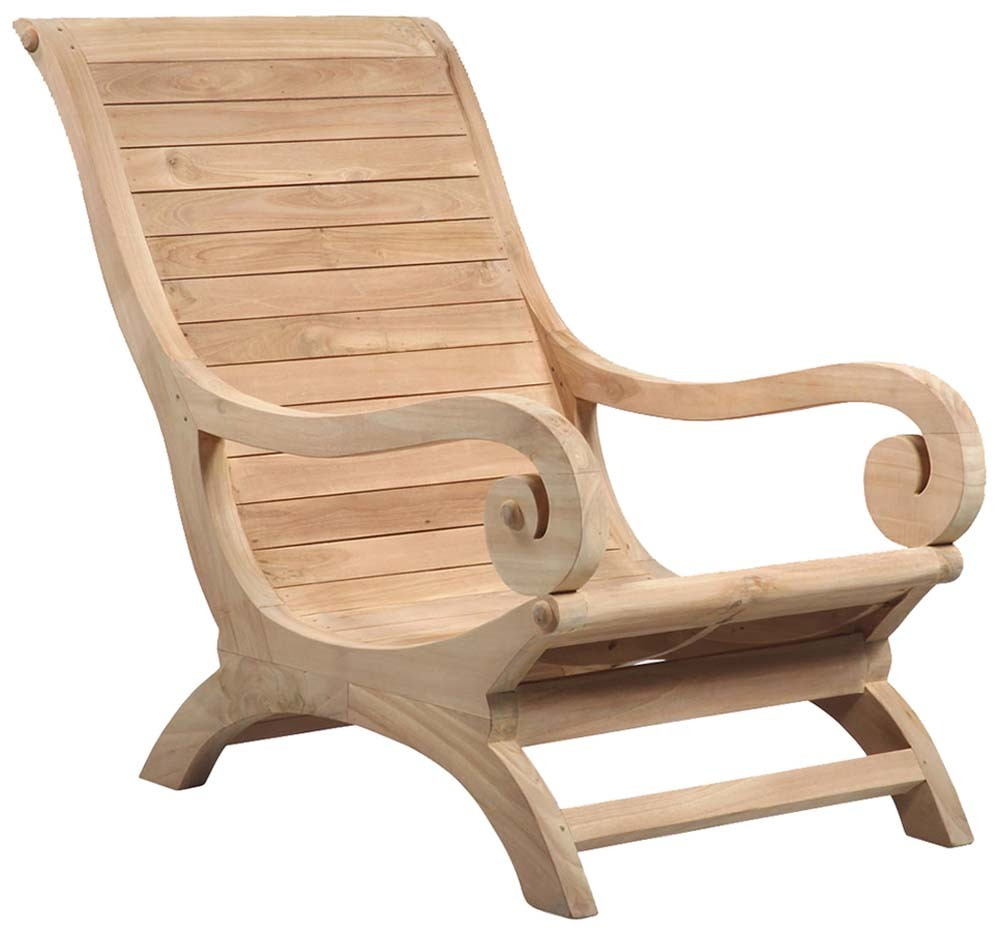 Dovetail Furniture - Tomas Lounge Chair