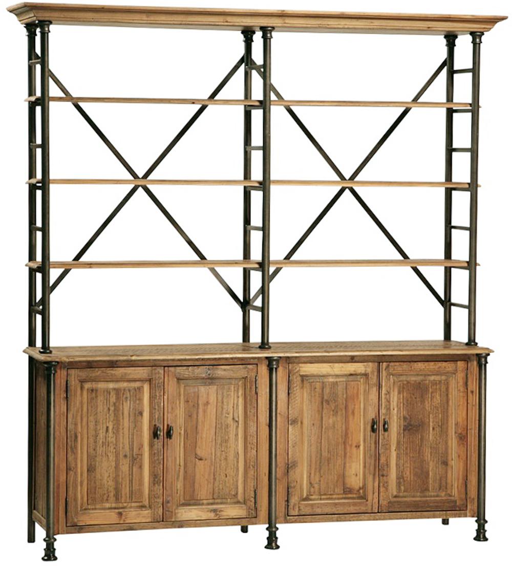 Dovetail Furniture - Portebello Bookcase