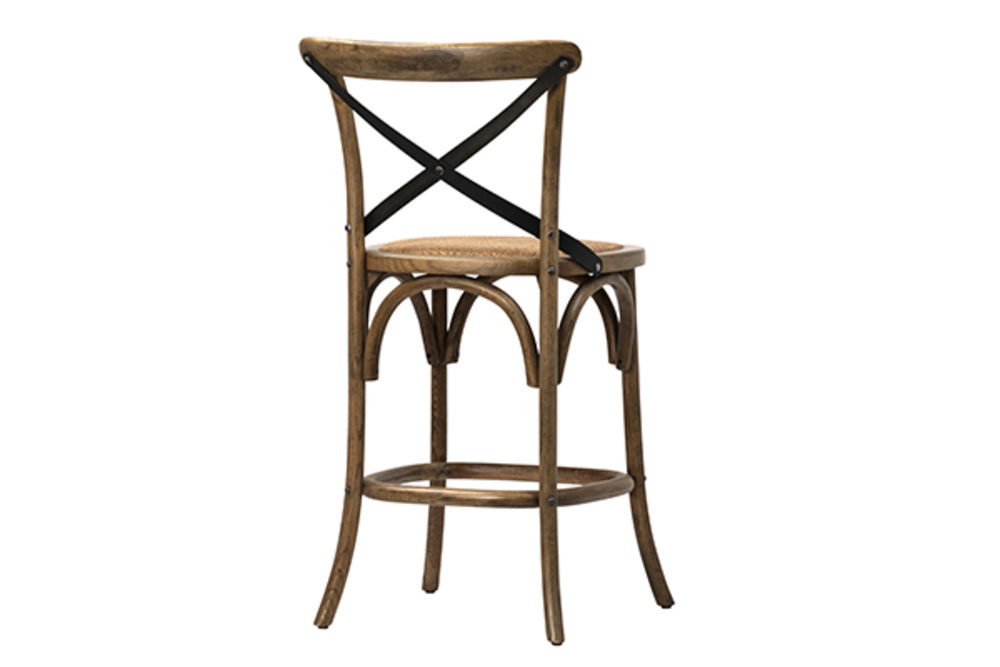 Dovetail Furniture - Portebello Counter Stool