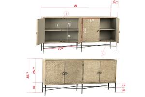 Thumbnail of Dovetail Furniture - Dorian Sideboard