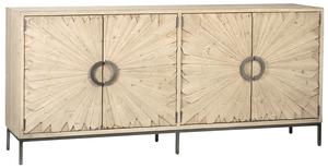 Thumbnail of Dovetail Furniture - Mabari Sideboard, Grey White
