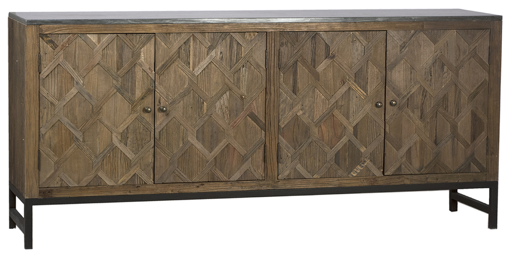 Dovetail Furniture - Visby Sideboard