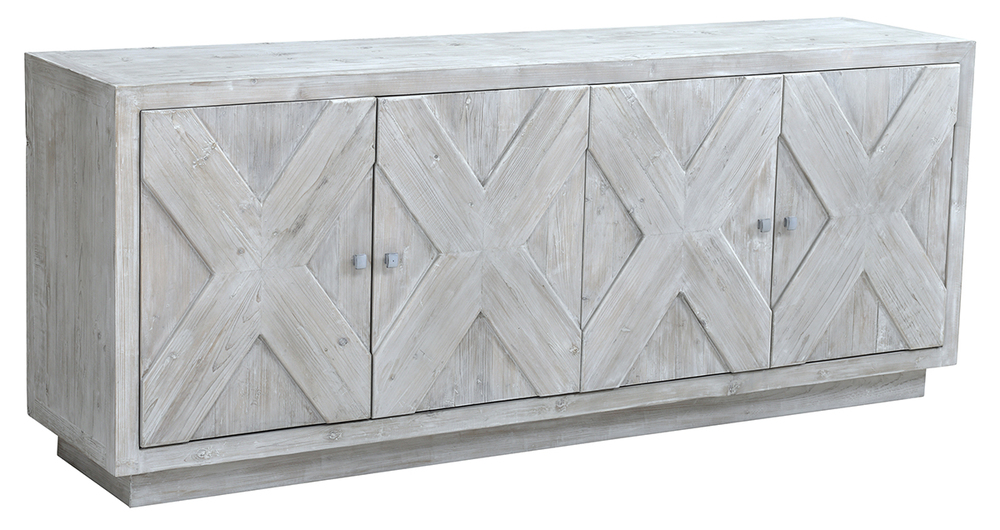 Dovetail Furniture - Grayson Four Door Sideboard