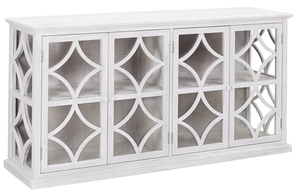 Thumbnail of Dovetail Furniture - Rivera Sideboard with All Glass