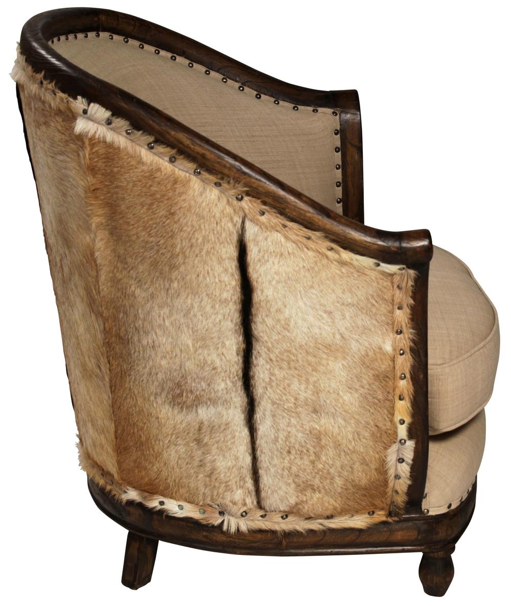 Dovetail Furniture - Dakota Occasional Chair