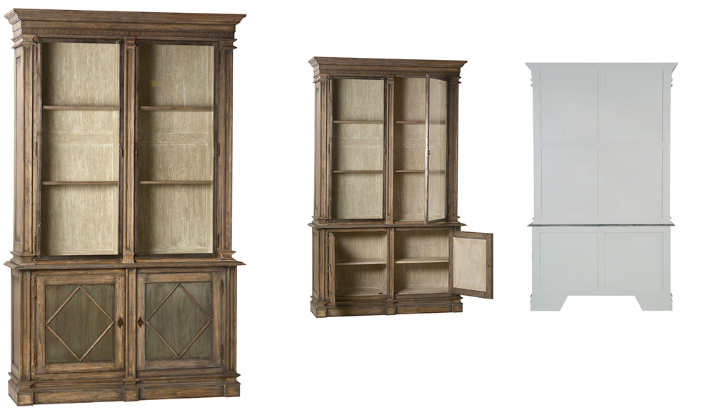Dovetail Furniture - Sterling Cabinet