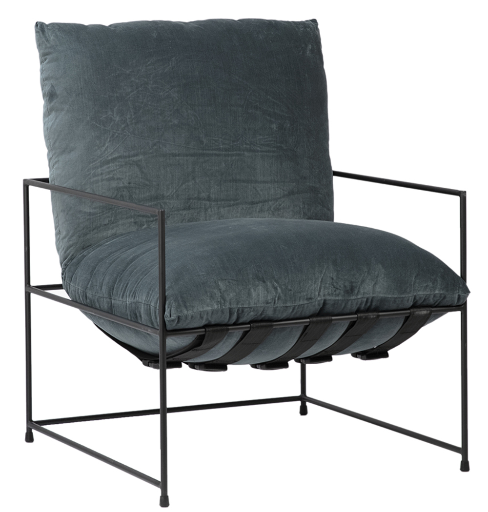Dovetail Furniture - Allison Occasional Chair