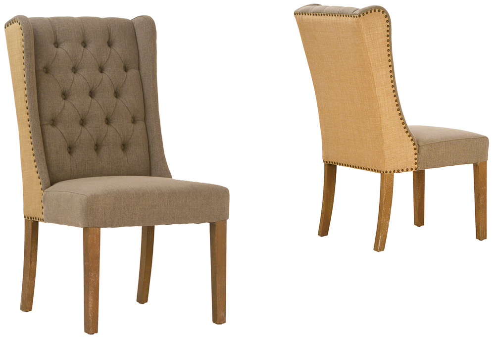 DOVETAIL FURNITURE - Reilly Dining Chair