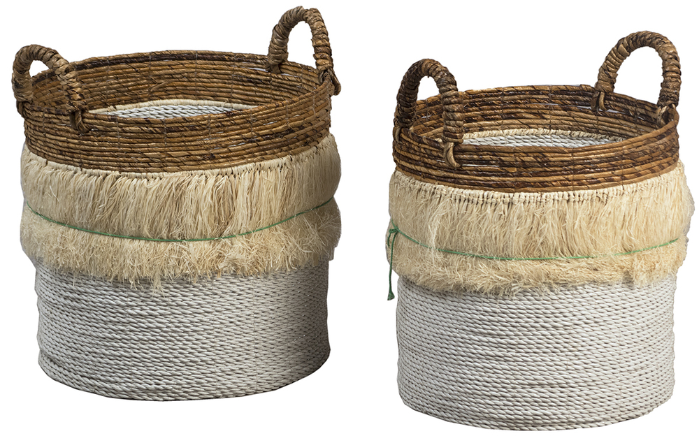 Dovetail Furniture - Basket, Set/2