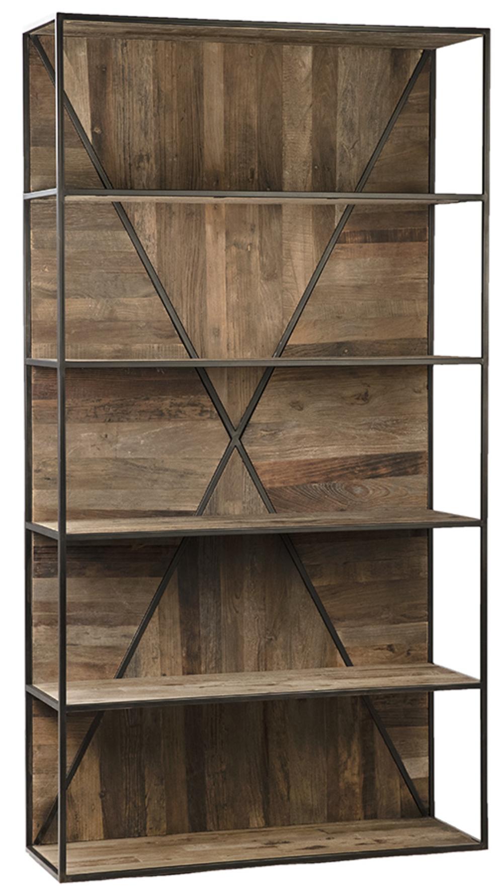 Dovetail Furniture - Braska Bookcase