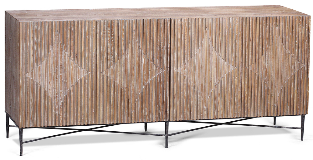 Dovetail Furniture - Zell Sideboard