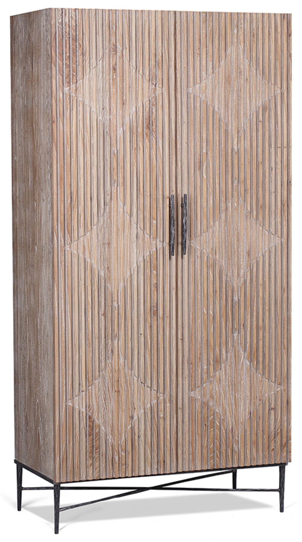 Dovetail Furniture - Zell Cabinet