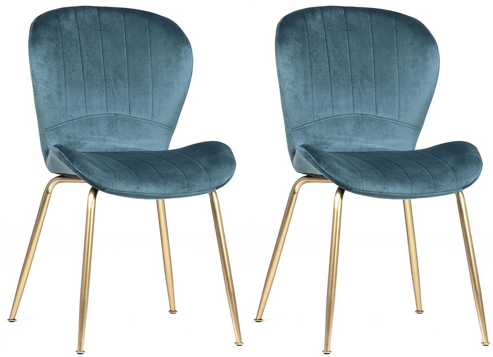 Dovetail Furniture - Mitzi Dining Chair, Set/2